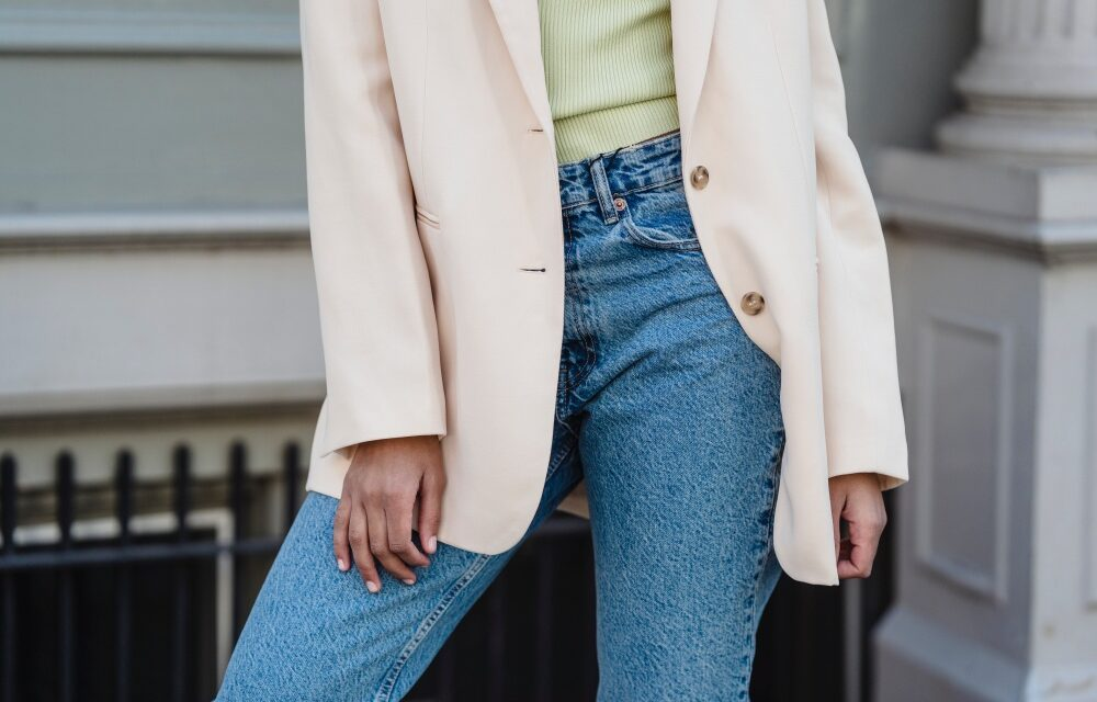 How to style jeans for back to reality!